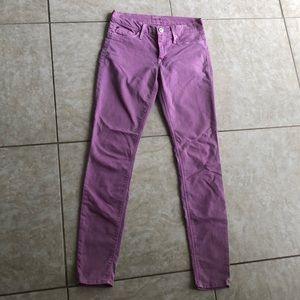 Hudson Nico Midrise Super Skinny sz 25 Pants